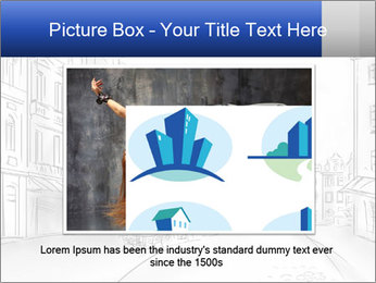 Old town PowerPoint Template - Slide 16