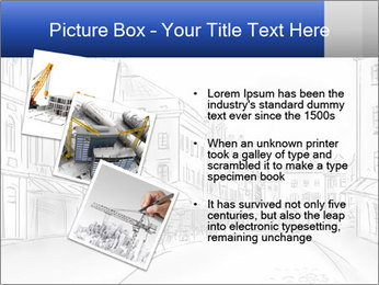 Old town PowerPoint Template - Slide 17