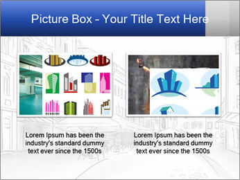 Old town PowerPoint Template - Slide 18