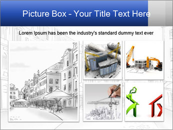 Old town PowerPoint Template - Slide 19