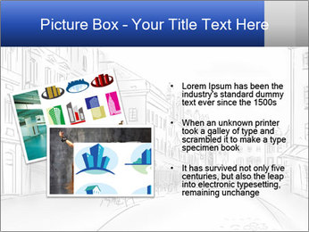 Old town PowerPoint Template - Slide 20