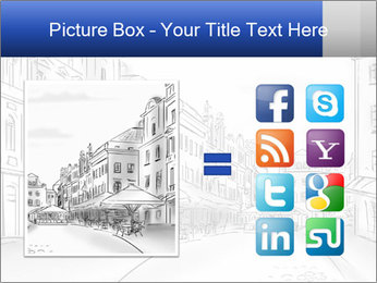 Old town PowerPoint Template - Slide 21