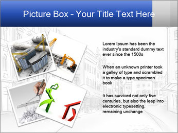 Old town PowerPoint Template - Slide 23