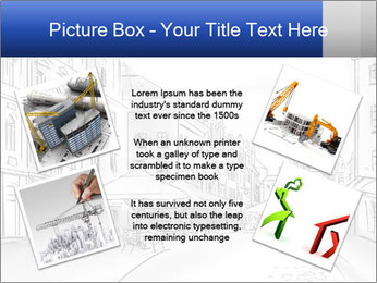 Old town PowerPoint Template - Slide 24