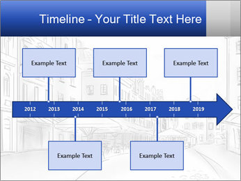 Old town PowerPoint Template - Slide 28