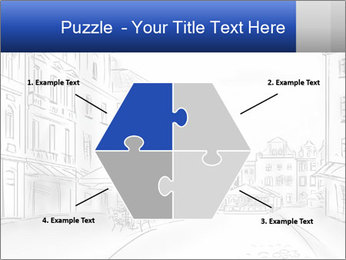 Old town PowerPoint Template - Slide 40
