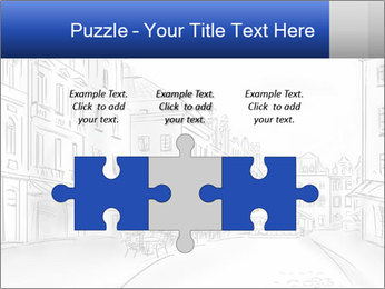 Old town PowerPoint Template - Slide 42