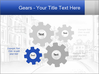 Old town PowerPoint Template - Slide 47