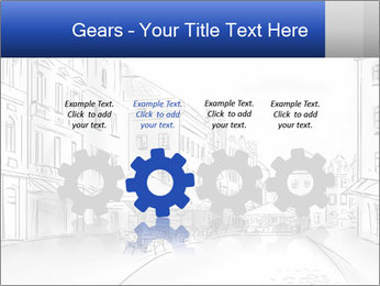Old town PowerPoint Template - Slide 48