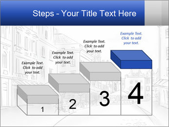 Old town PowerPoint Template - Slide 64