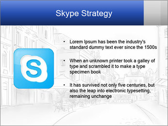 Old town PowerPoint Template - Slide 8