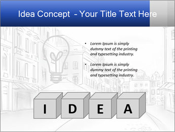 Old town PowerPoint Template - Slide 80
