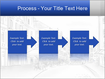 Old town PowerPoint Template - Slide 88