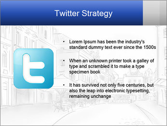 Old town PowerPoint Template - Slide 9