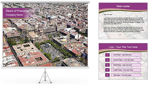 Mexico PowerPoint Template