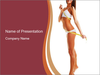 Perfect shapes PowerPoint Template - Slide 1