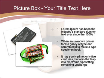 Three batteries PowerPoint Template - Slide 20