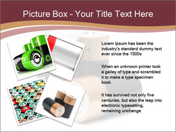 Three batteries PowerPoint Template - Slide 23