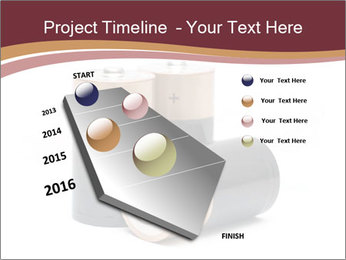Three batteries PowerPoint Template - Slide 26