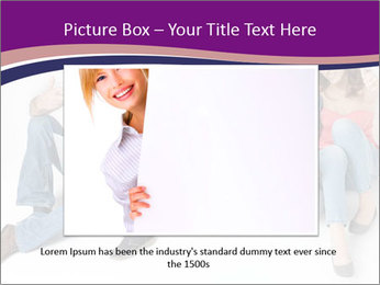 Young group happy PowerPoint Template - Slide 16