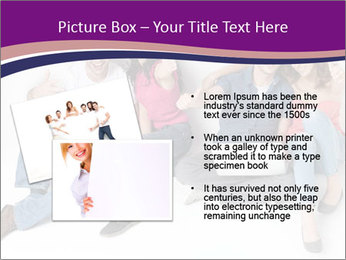 Young group happy PowerPoint Template - Slide 20