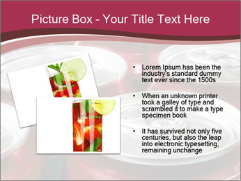 Soda pop cans PowerPoint Template - Slide 20