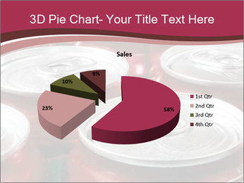 Soda pop cans PowerPoint Template - Slide 35