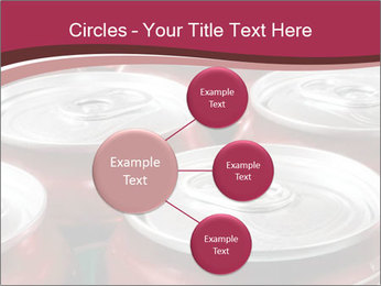Soda pop cans PowerPoint Template - Slide 79