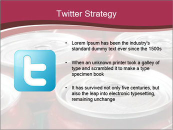 Soda pop cans PowerPoint Templates - Slide 9