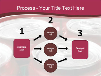 Soda pop cans PowerPoint Template - Slide 92