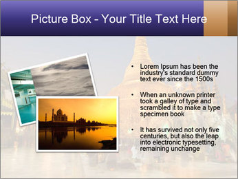 Twilight over Swedagon PowerPoint Template - Slide 20