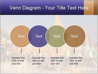 Twilight over Swedagon PowerPoint Template - Slide 32