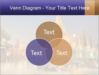 Twilight over Swedagon PowerPoint Template - Slide 33