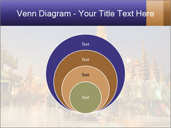 Twilight over Swedagon PowerPoint Template - Slide 34