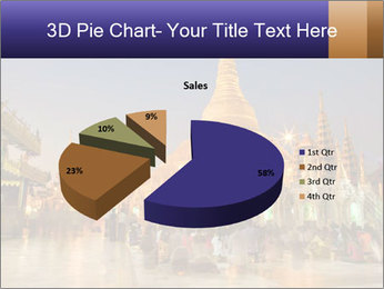 Twilight over Swedagon PowerPoint Template - Slide 35