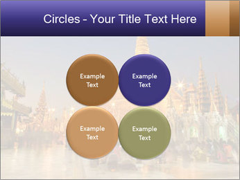 Twilight over Swedagon PowerPoint Template - Slide 38