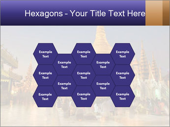 Twilight over Swedagon PowerPoint Template - Slide 44