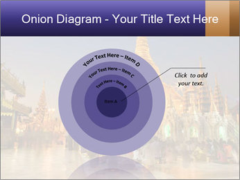 Twilight over Swedagon PowerPoint Template - Slide 61