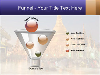 Twilight over Swedagon PowerPoint Template - Slide 63