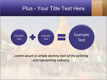 Twilight over Swedagon PowerPoint Template - Slide 75