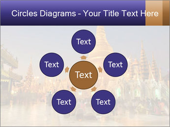 Twilight over Swedagon PowerPoint Template - Slide 78