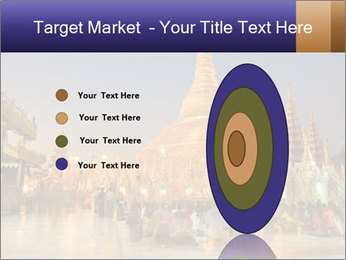 Twilight over Swedagon PowerPoint Template - Slide 84