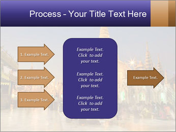 Twilight over Swedagon PowerPoint Template - Slide 85