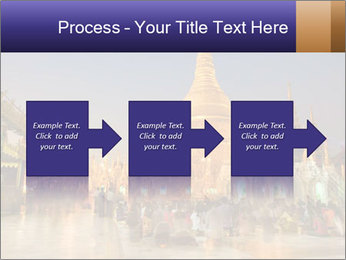 Twilight over Swedagon PowerPoint Template - Slide 88