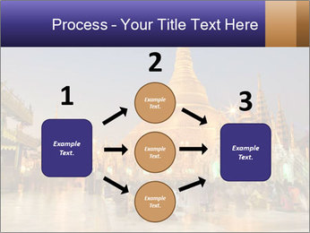 Twilight over Swedagon PowerPoint Template - Slide 92