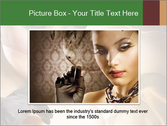 Luxury Woman PowerPoint Template - Slide 15