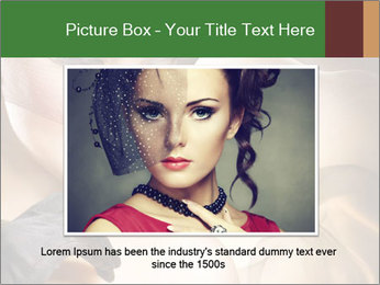 Luxury Woman PowerPoint Template - Slide 16