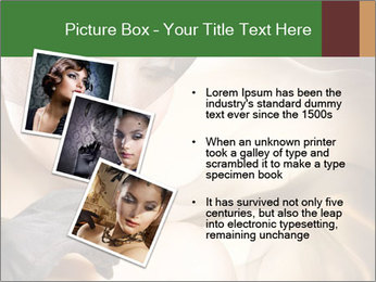 Luxury Woman PowerPoint Template - Slide 17