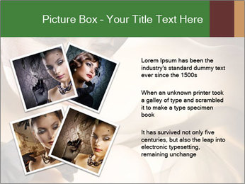 Luxury Woman PowerPoint Template - Slide 23