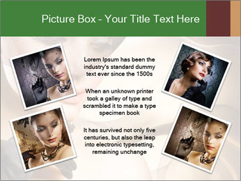 Luxury Woman PowerPoint Template - Slide 24